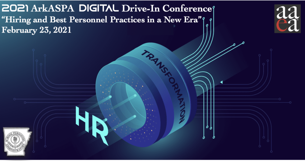 Register Now! 2021 ArkASPA DIGITAL Drive-In Conference