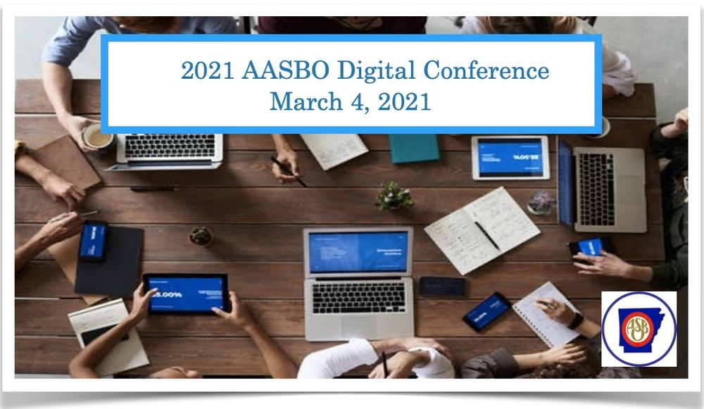 Register Now! 2021 AASBO Digital Conference